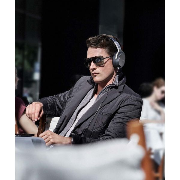 KEF Porsche Design Bluetooth Headphones Casual