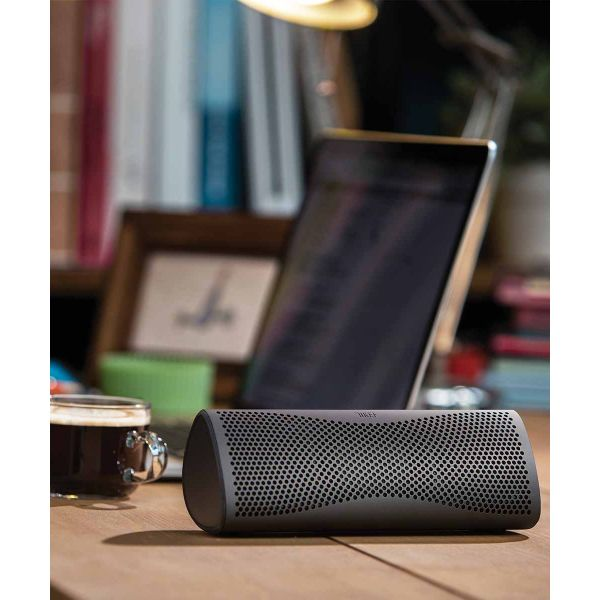 Muo Portable Bluetooth Speaker Office | KEFDirect