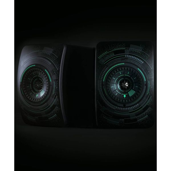 KEF LS50 Nocturne Edition Glow In The Dark