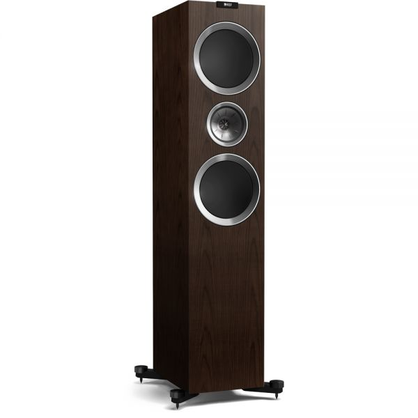 KEF R900 Speakers in Walnut