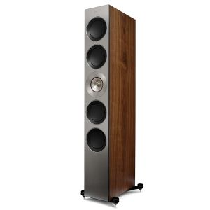 KEF Reference 5 Satin Walnunt