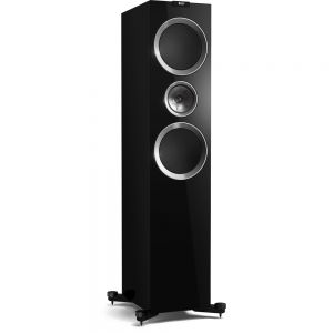 KEF R900 Speakers in Gloss Black