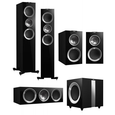 R Series 5.1 Home Theater System With FREE R400 Subwoofer