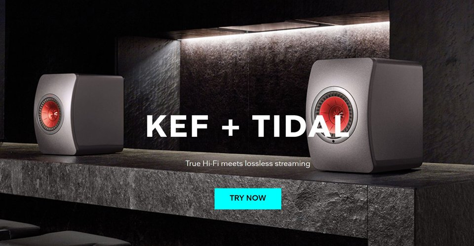 KEF and Tidal - A Big Deal for Music Lovers