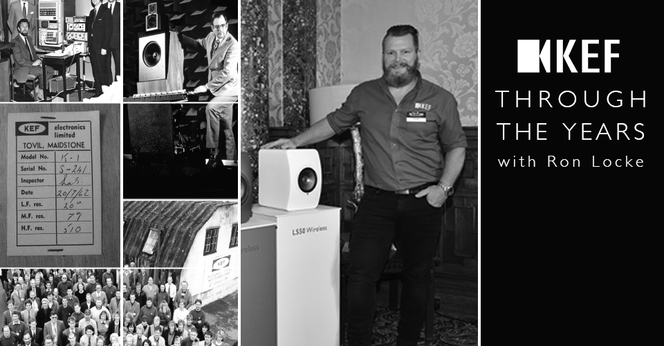 Thirty Years of KEF With Sales Exec Ron Locke