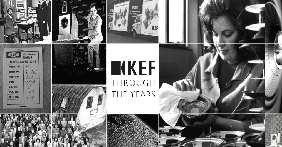 KEF Through the Years