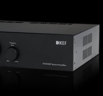 Shop KEF amplifiers and custom installation accessories
