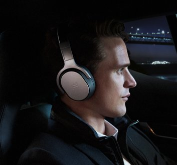 Porsche Design Headphones KEF