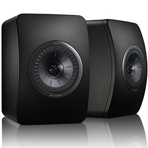 KEF LS50 All Black