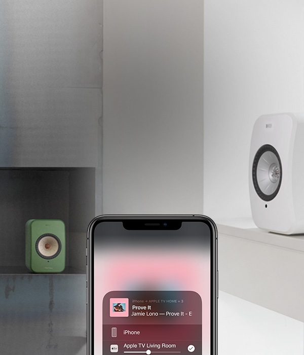 KEF LSX AirPlay 2