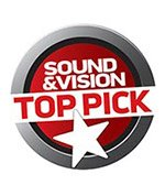 Sound and Vision Top Pick Award