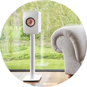 Enter to win a pair of LS50 Wireless, LSX, or KEF M100 this month!