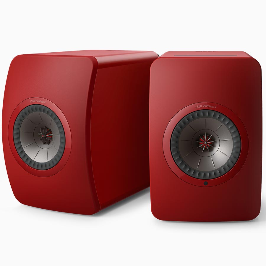 KEF LS50 Wireless Support Documents